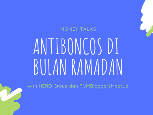 Antiboncos di Bulan Ramadan