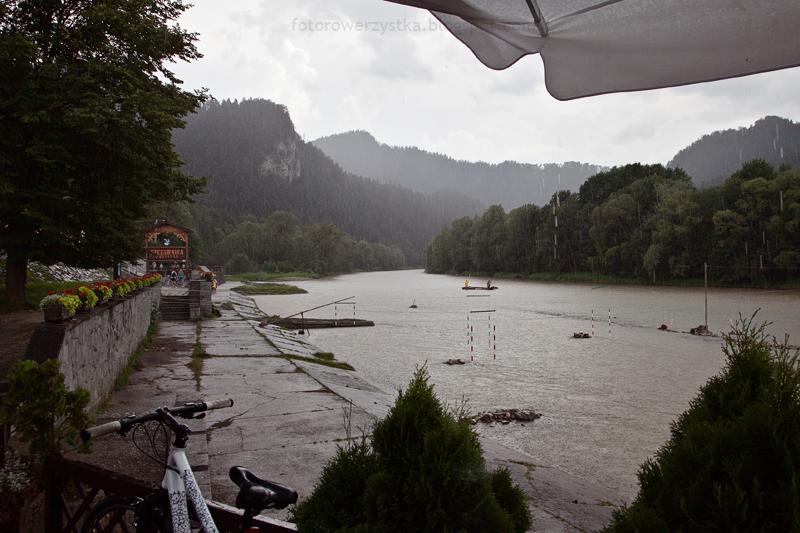 Pieniński Park Narodowy, Szczawnica, Dunajcec, spływ