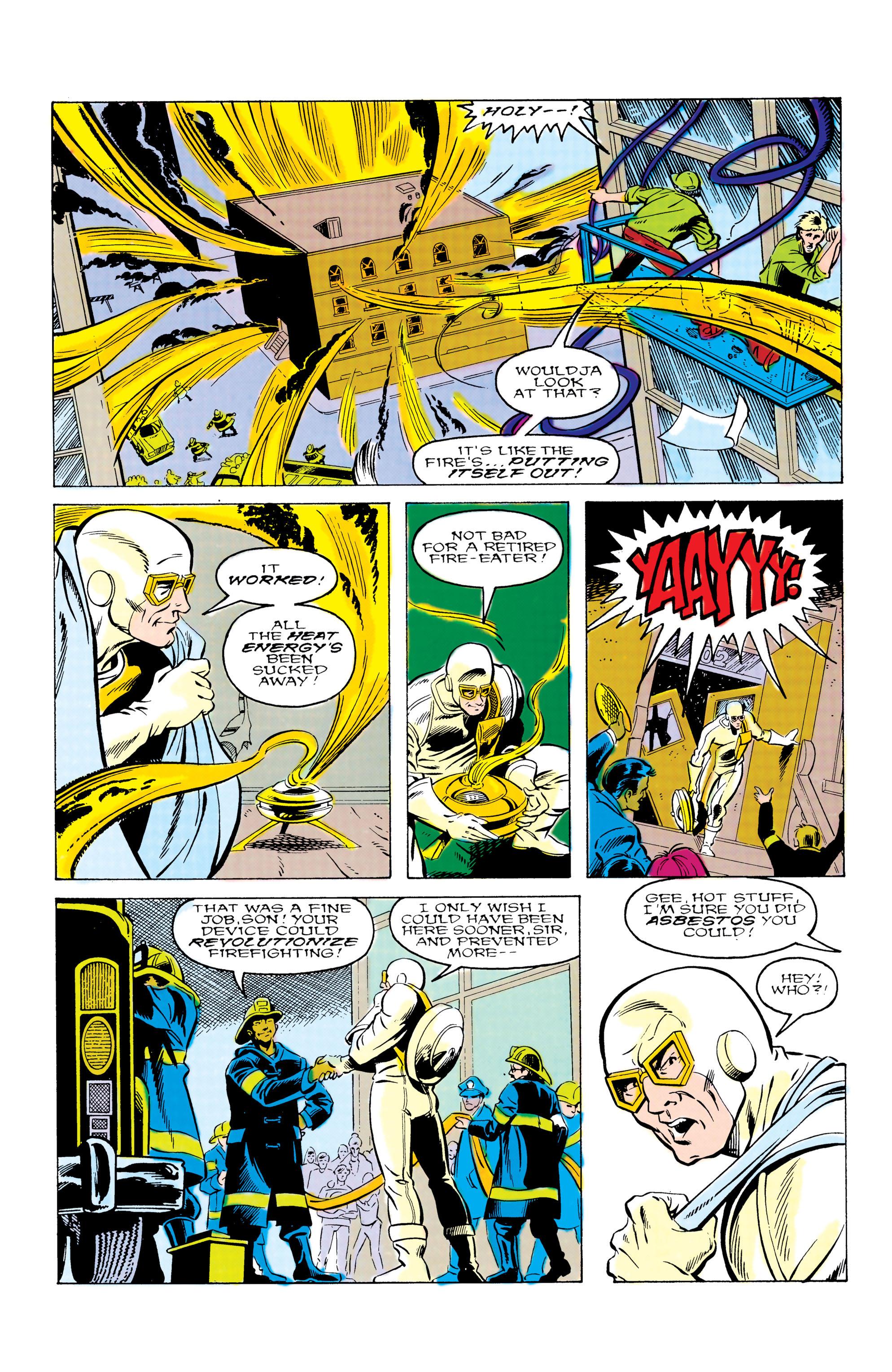 Read online Secret Origins (1986) comic -  Issue #41 - 25
