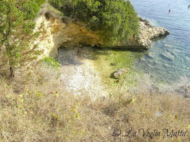 Atheras, isola di Cefalonia