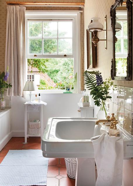 banheiro casa campo