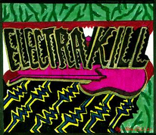 Elektra Kill - France. Rockers and The Bands - Terimakasih Thank you