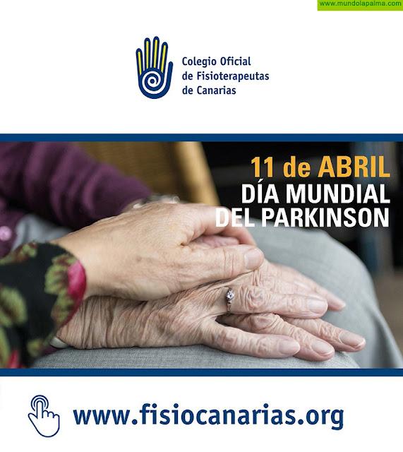 El Colegio de Fisioterapeutas recomienda pautas durante la cuarentena a los afectados de Parkinson