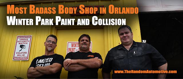 winter park paint and collision dan jones hotrod body shop orlando