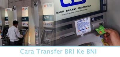 Cara Transfer BRI Ke BNI (Termudah.com)