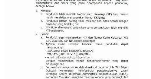 Pendaftaran Cpns Sscnbkngoid Kendala Membuat Akun Sscn Bkn Go Id Ikuti Solusi Dari Ditjen