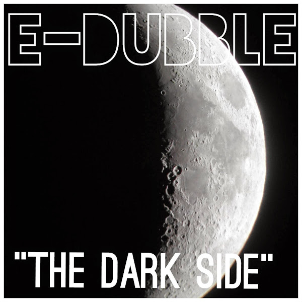 e-dubble - The Dark Side - Single Cover