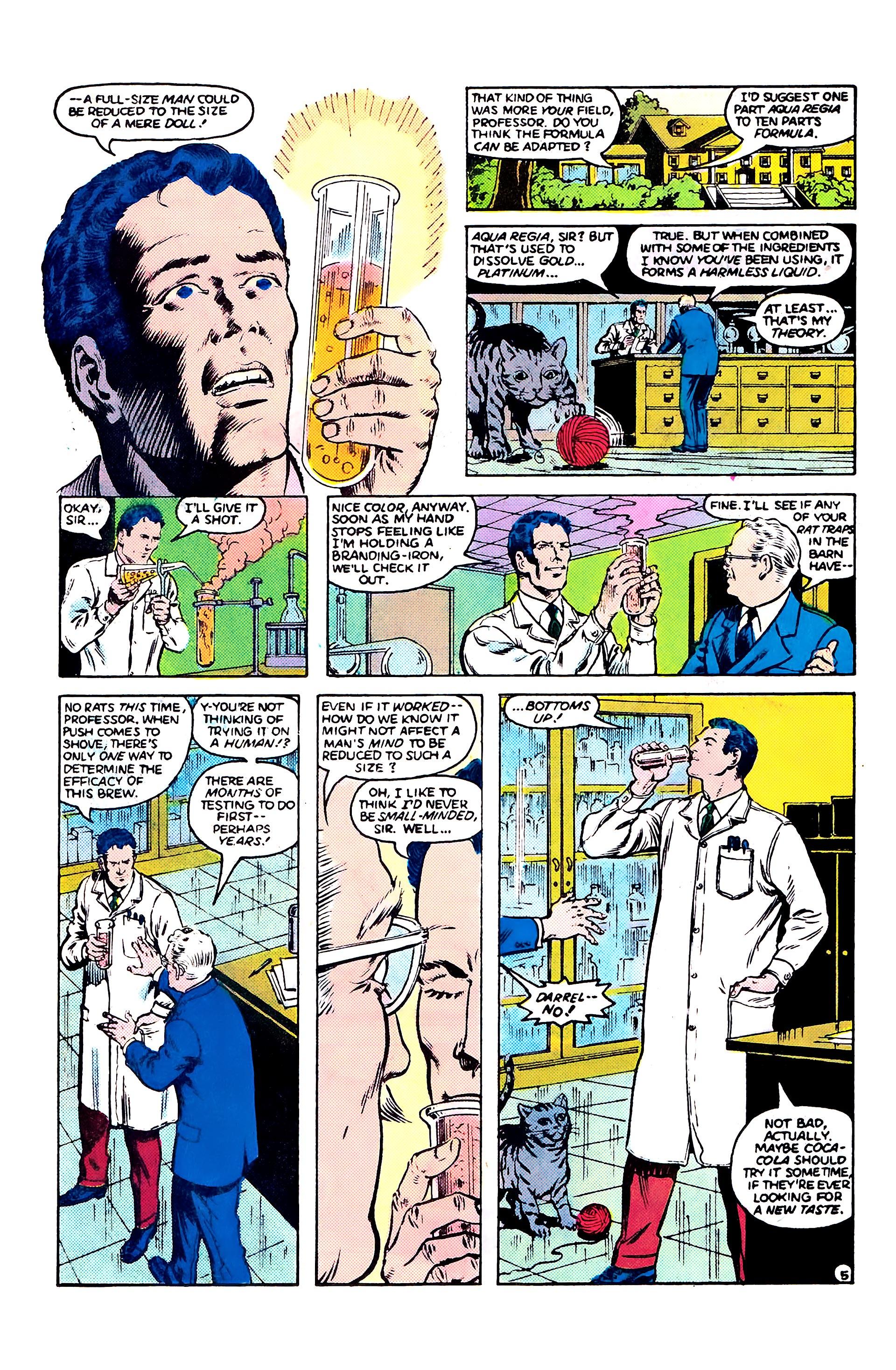 Read online Secret Origins (1986) comic -  Issue #8 - 35