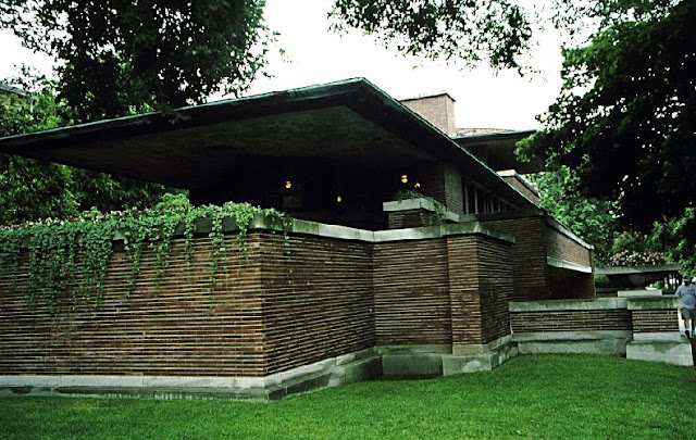 Casas de Frank Lloyd Wright em Chicago