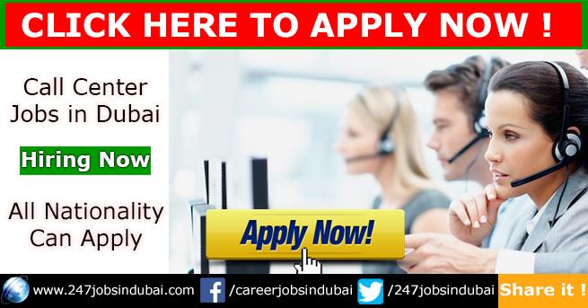 Recruitment for Call Center Jobs Interviews in Dubai