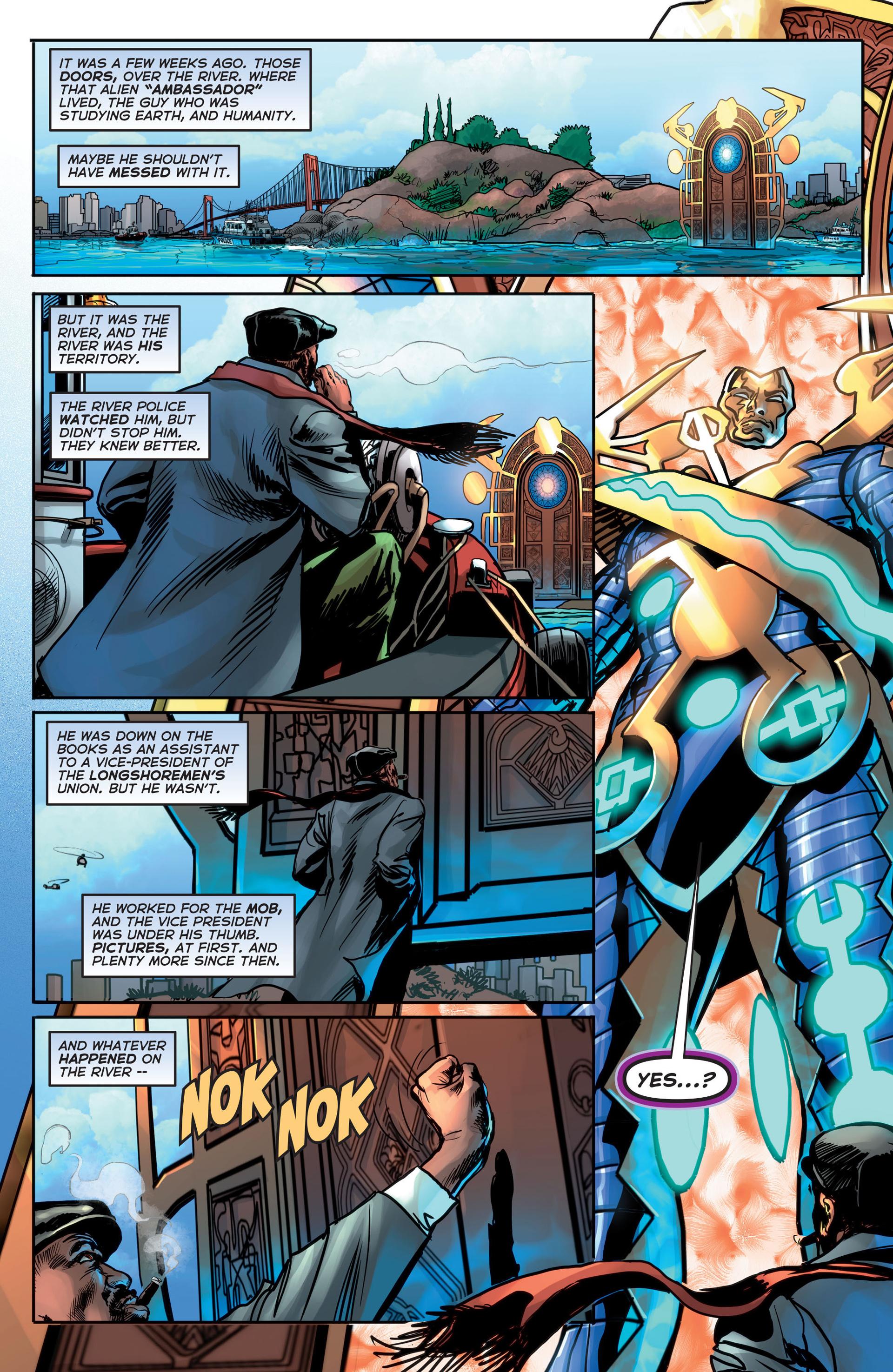 Read online Astro City comic -  Issue #6 - 4