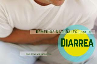 Remedios caseros para detener la diarrea