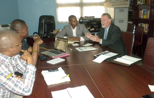 From the Drive - U S  Embassy Nigeria Blog: Social Media in