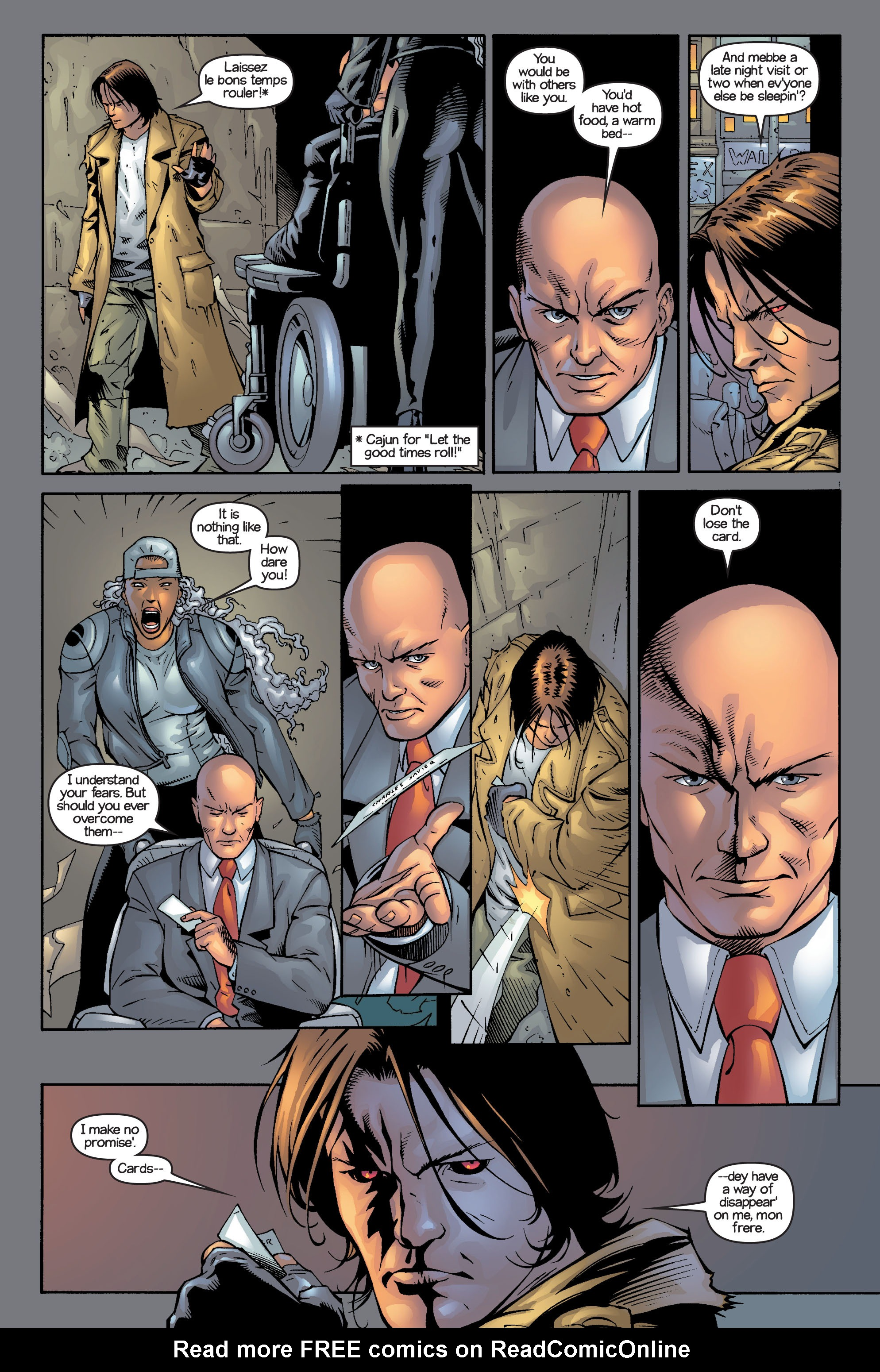 Read online Ultimate X-Men comic -  Issue #14 - 12