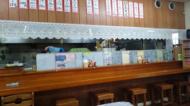 食事処おかあさんの店内の写真