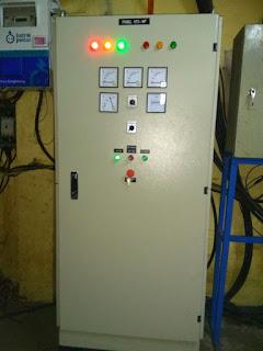 JUAL PANEL ATS-AMF 700-800 KVA SOCOMEC