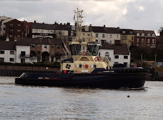 Switzer Tug on the Tyne