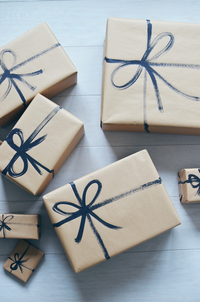 13 DIY Gift Wrapping Ideas You Won't Find In A Store ...