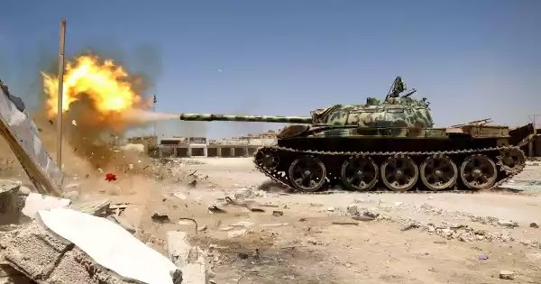 Oι δυνάμεις του Χ.Χάφταρ μεταφέρουν Scud-B στα περίχωρα της Τρίπολης: Ετοιμάζονται να «ισοπεδώσουν» το καθεστώς
