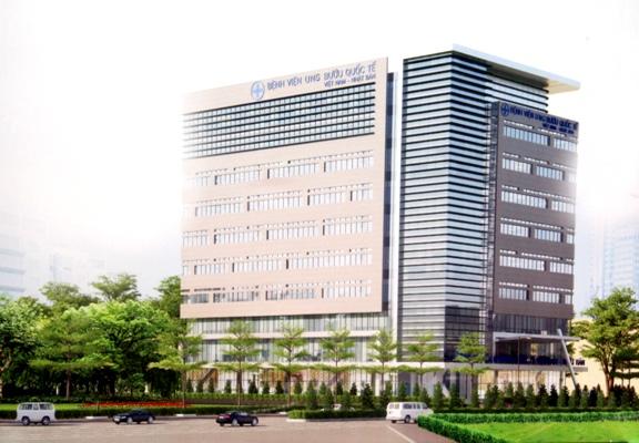 Khởi công xây dựng Bệnh viện ung bướu quốc tế Việt Nam – Nhật Bản tại khu Ngoại Giao Đoàn