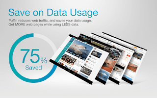 Puffin Browser Data Saver