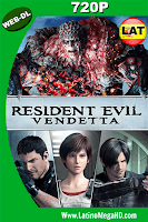 Resident Evil: Vendetta (2017) Latino HD WEB-DL 720P - 2017