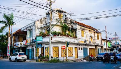 Menikmati Sunset Indah di Kota Tua Ampenan Mataram