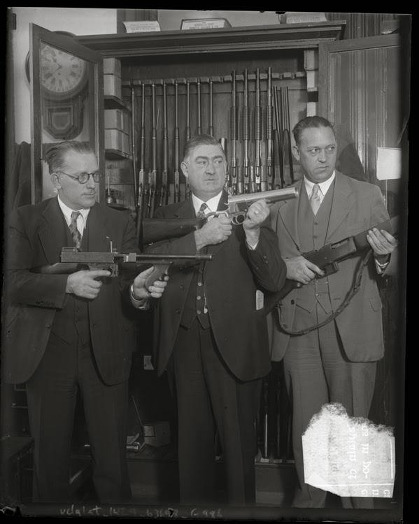 The Fbi And The American Gangsters In The 1920s 1930s