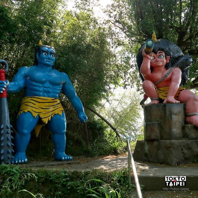 【女木島】桃太郎傳說中的鬼島 逛遍文青風藝術小店與無敵海景沙灘