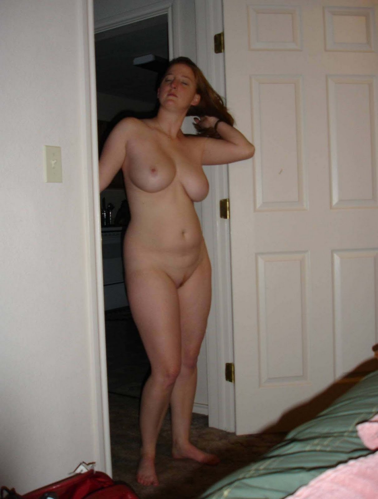 Nude girl play herself gif