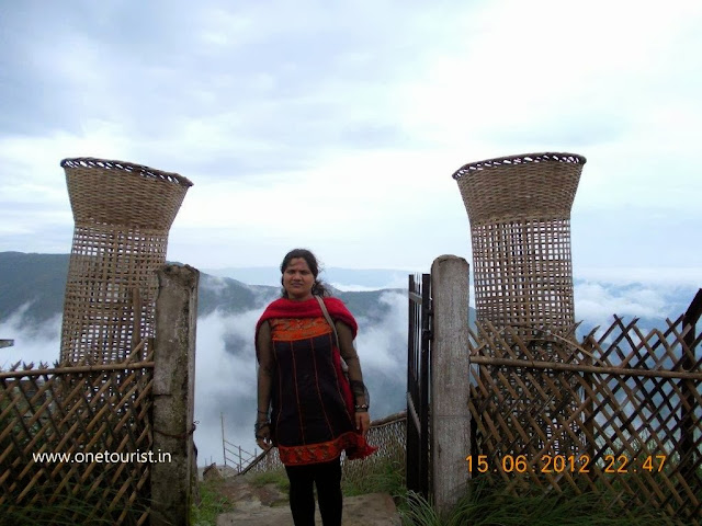 tourist places of shillong