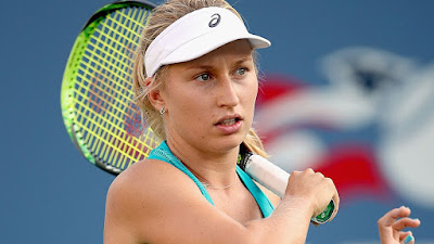 GAVRILOVA TO BEAT STRYCOVA