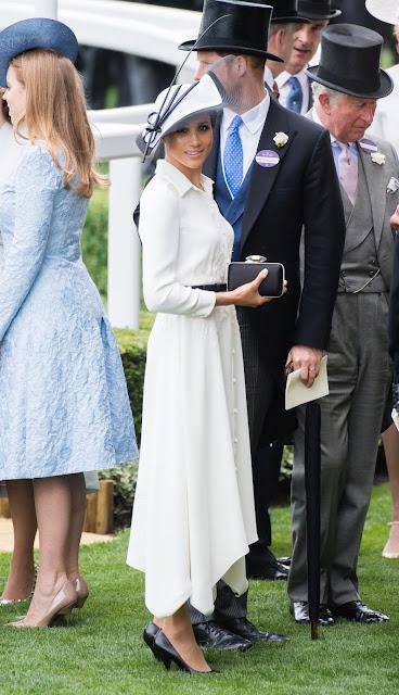 Debut de la Duquesa en Ascot
