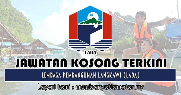 Jawatan Kosong 2018 di Lembaga Pembangunan Langkawi (LADA)