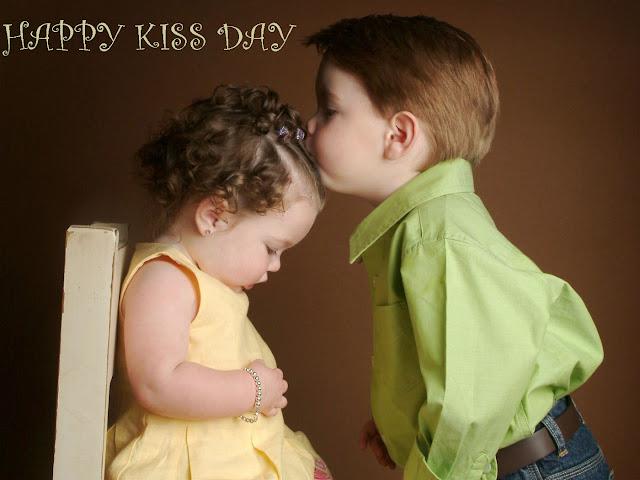 kiss day whatsapp dp