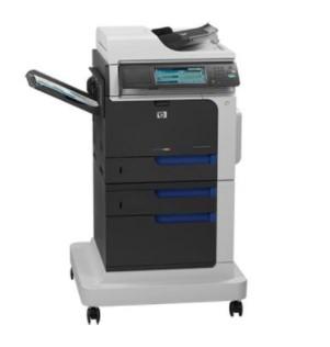 HP Color LaserJet CM4540 Multifunction Télécharger Pilote