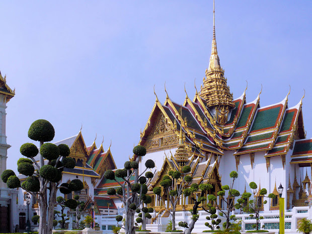 Wallpapers Bangkok