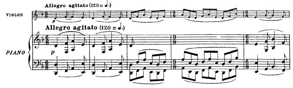 Musical Musings: Saint-Saëns - Violin Sonata No  1 In D