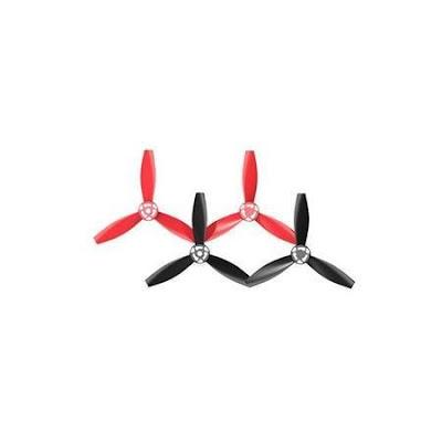 Parrot Bebop 2 Drone Propellers, Red