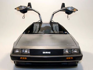 1980-81 DeLorean DMC-12