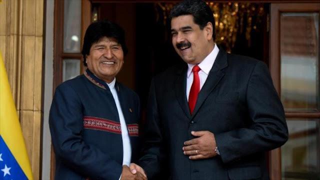 """Para Chile, el apoyo de Venezuela """"no le hace bien"""" a Bolivia"""