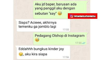 7 Meme 'Chat Baperan' Ini Bikin Mood Naik Turun