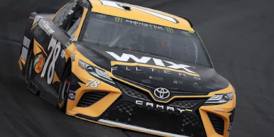 Martin Truex Jr. Leads With The No. 1 Spot During #NASCAR Playoffs