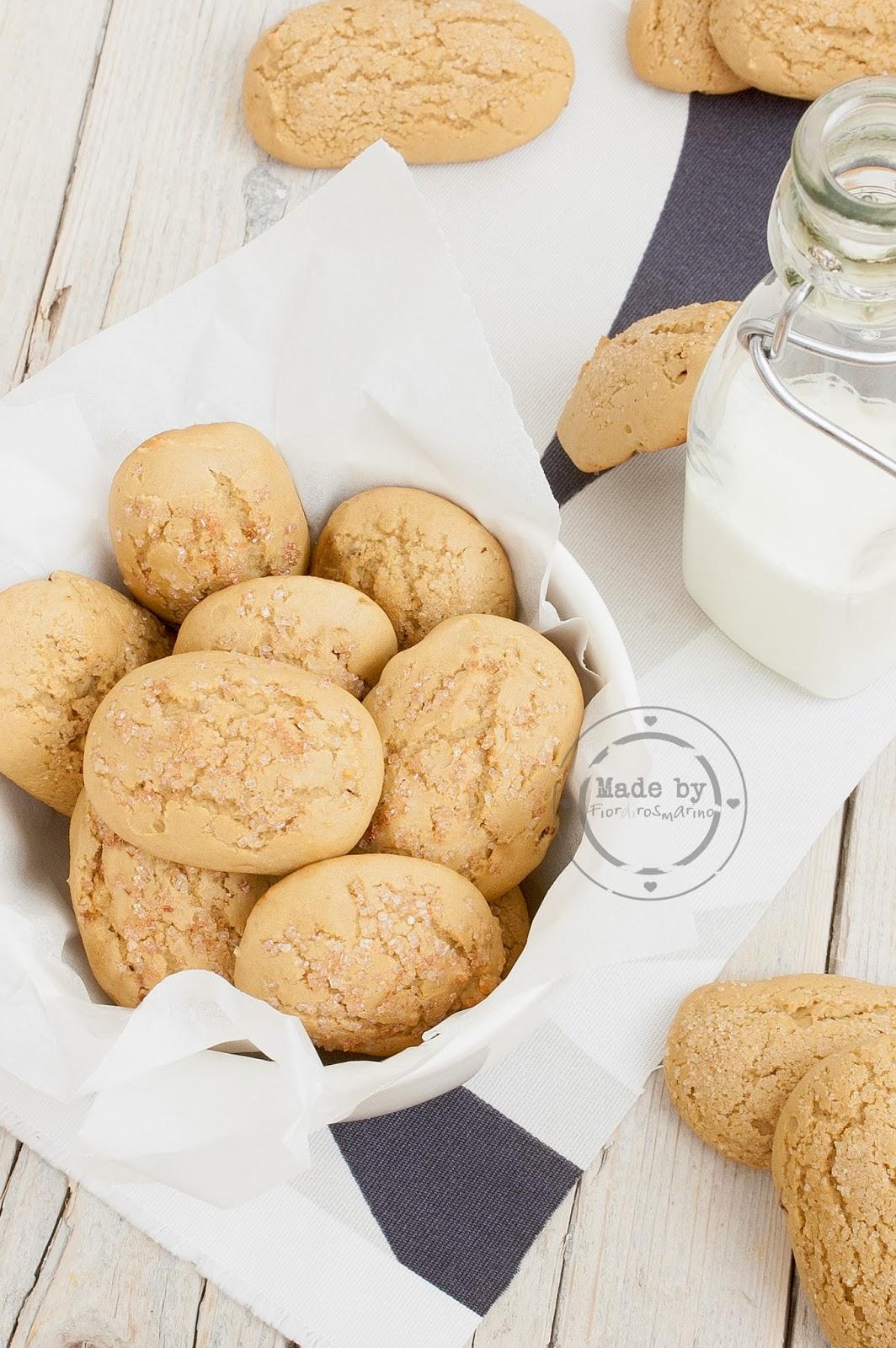 Favoloso Biscotti al farro e mais con zucchero di canna - Cucina Italiana  XA88