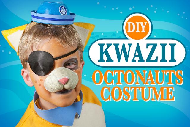Kwazii Halloween Costumes