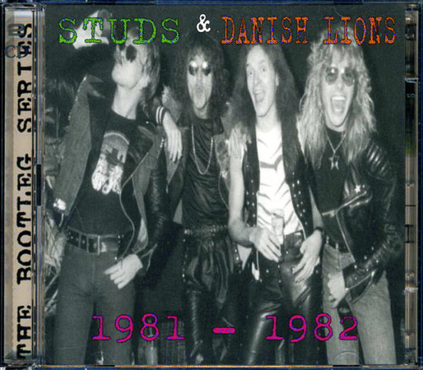 MIKE TRAMP - The Bootleg Series [Private 7-CD Box] Studs Danish Lions - full