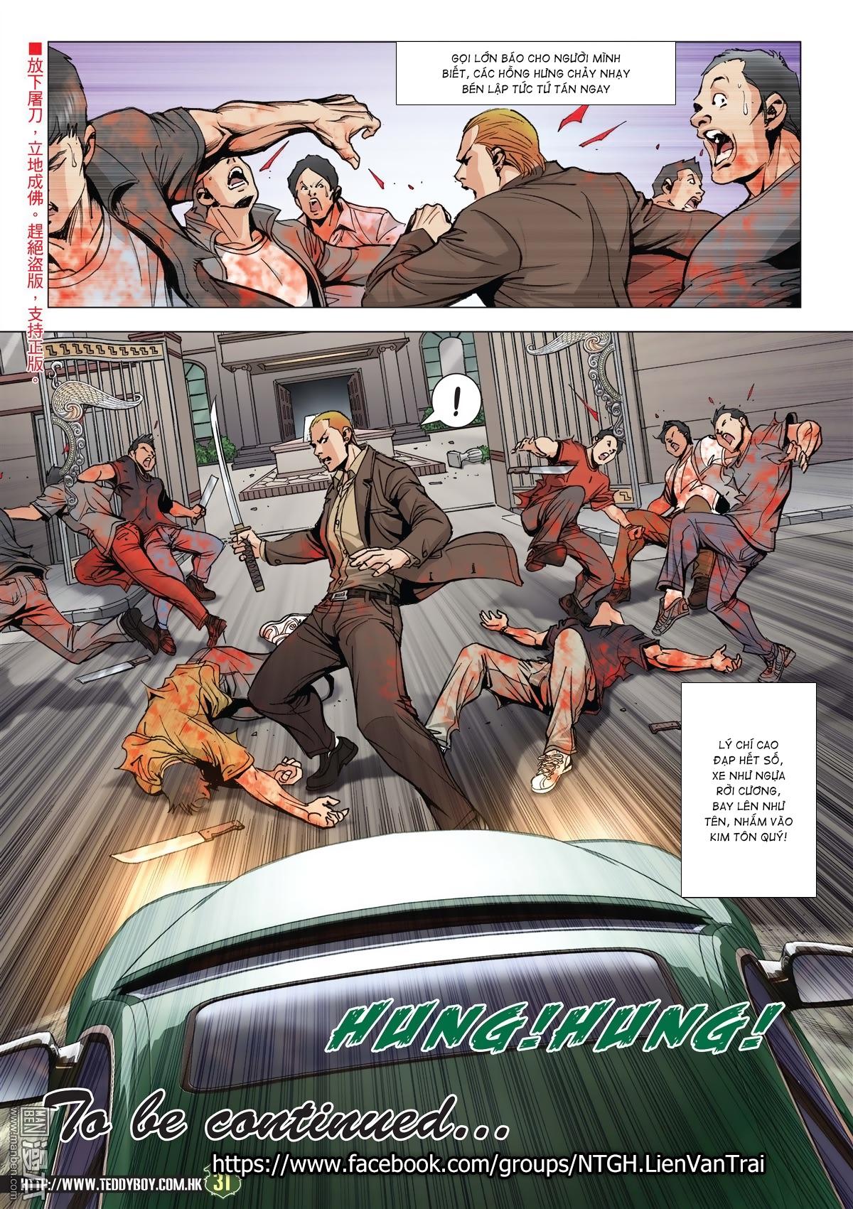 Người Trong Giang Hồ RAW Chương 2028 - NhoTruyen.Net