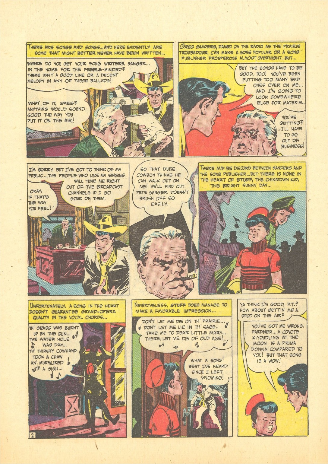 Action Comics (1938) 56 Page 18