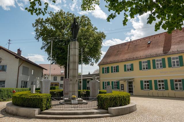 Wandertrilogie-Allgäu  Etappe 5 Ottobeuren – Bad Grönenbach  Wiesenganger-Route 12