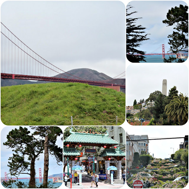 A tour of San Fransisco on Wine Dine And Play